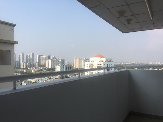 Hành lang căn hộ chung cư Bình Khánh Bán căn hộ chung cư Bình Khánh tầng cao, diện tích 66m2 - 2 phòng ngủ, nội thất cơ bản