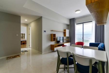 Cho thuê căn hộ Masteri An Phú, tháp A, diện tích 70m2, đầy đủ nội thất, view sông thoáng đãng