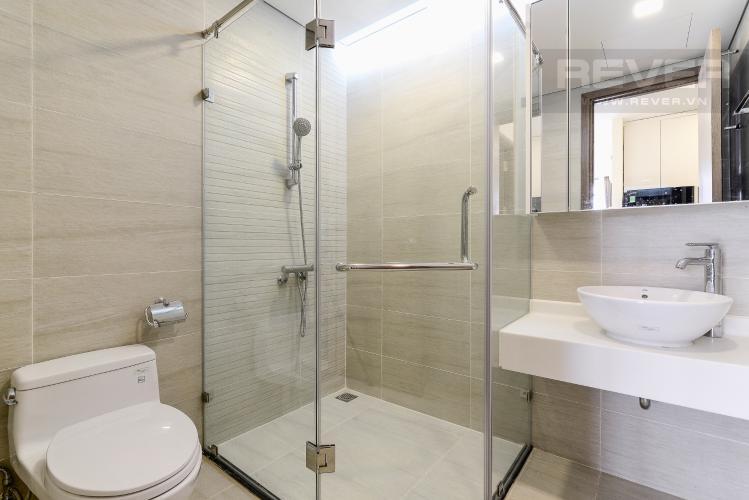 Phòng Tắm 1 Căn hộ Vinhomes Central Park 2 phòng ngủ tầng trung P7 full nội thất