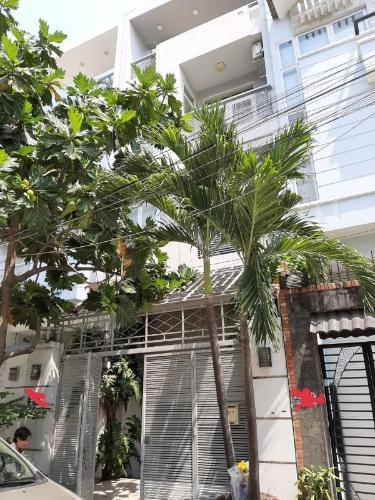 nhà phố đường số 27 tân phong quận 7 Nhà phố 1 trệt 2 lầu đường số 27 Tân Phong, hẻm xe hơi thoáng rộng