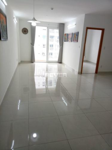 Phòng khách căn hộ Tara Residence, Quận 8 Căn hộ chung cư Tara Residence hướng Tây Nam, view nội khu thoáng mát.