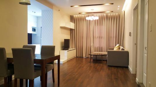 Cho thuê căn hộ Sunrise City 2PN, tháp W2 khu Central Plaza, đầy đủ nội thất, view thoáng