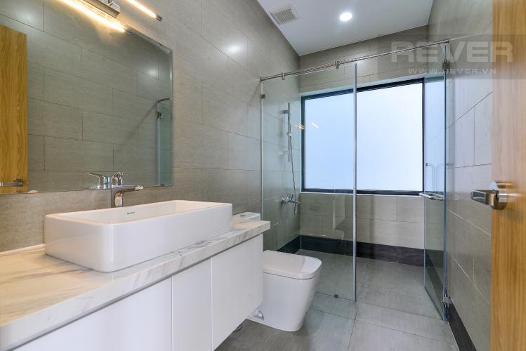 Phòng Tắm 2 Cho thuê office-tel Thủ Thiêm Lakeview 3PN, diện tích 103m2, nở hậu