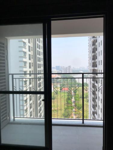 view từ căn hộ căn hộ Saigon South Residence Bán căn hộ thô tầng cao Saigon South Residence view nội khu.