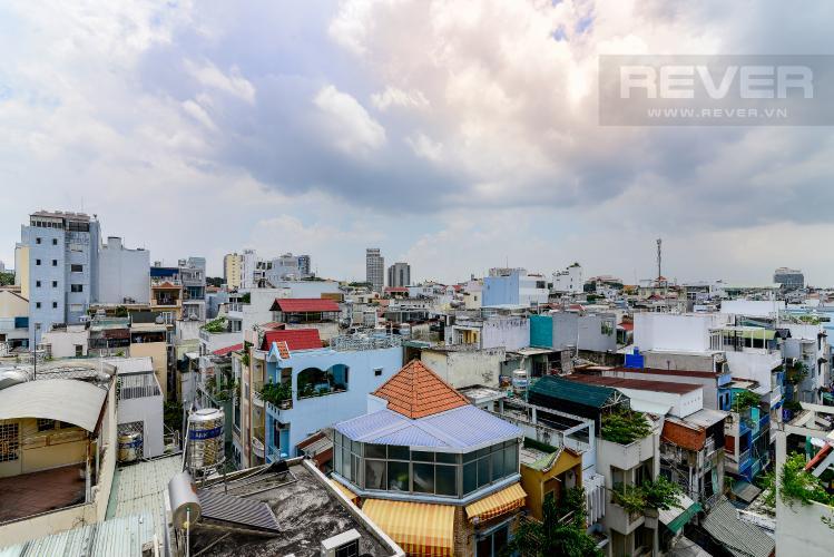 View Cho thuê văn phòng trên đường Cao Thắng, Quận 3, diện tích 83m2, không nội thất, cách Ngã 6 Cộng Hòa 900m