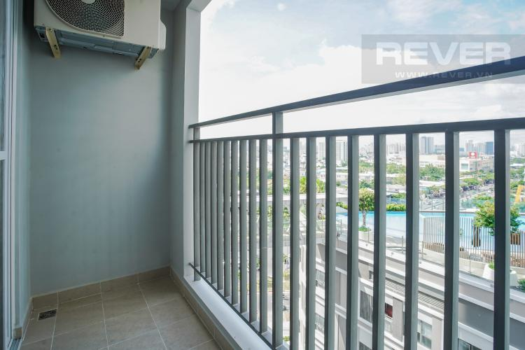 Ban Công Bán hoặc cho thuê căn hộ Sunrise CityView 3PN, đầy đủ nội thất, view hồ bơi thoáng mát