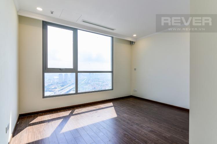 Phòng Ngủ 2 Căn hộ Vinhomes Central Park 4 phòng ngủ tầng cao L6 view sông