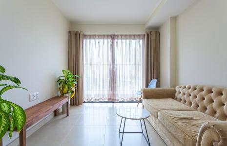 Căn hộ Masteri Thảo Điền 2 phòng ngủ tầng cao T2 view sông