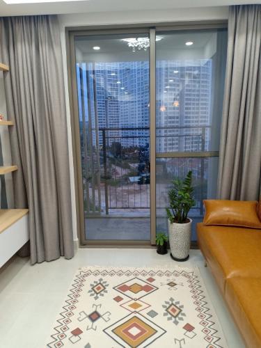 Không gian căn hộ Saigon South Residences Căn hộ Saigon South Residences tầng thấp, đầy đủ nội thất
