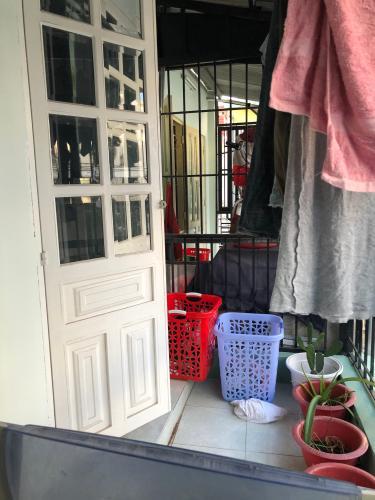 Nhà phố Thống Nhất, Gò Vấp. Nhà phố hướng Đông Bắc hẻm rộng 2m, sổ hồng chính chủ