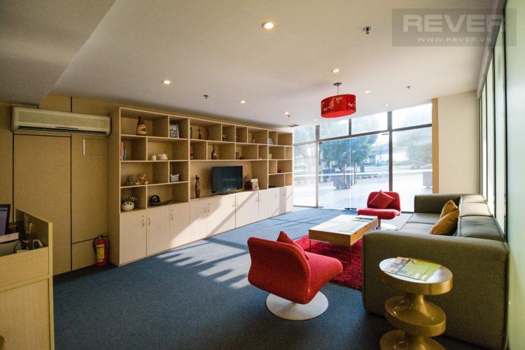 Phòng Khách Bán shophouse Diamond Island - Đảo Kim Cương tháp Brilliant, diện tích 72m2, có phòng làm việc cho nhân viên