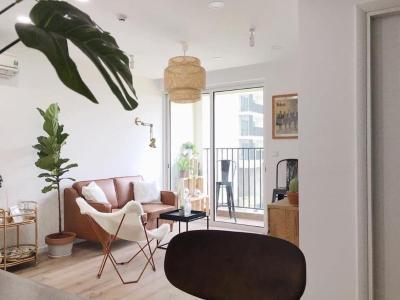 Cho thuê căn hộ Vista Verde 2PN, tầng thấp, diện tích 75m2, đầy đủ nội thất