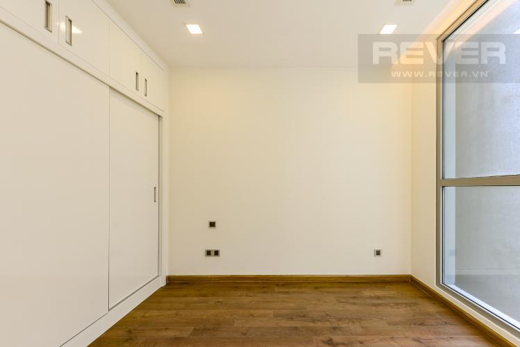 Phòng ngủ 2 Căn hộ Vinhomes Central Park 3 phòng ngủ tầng thấp P2 view sông