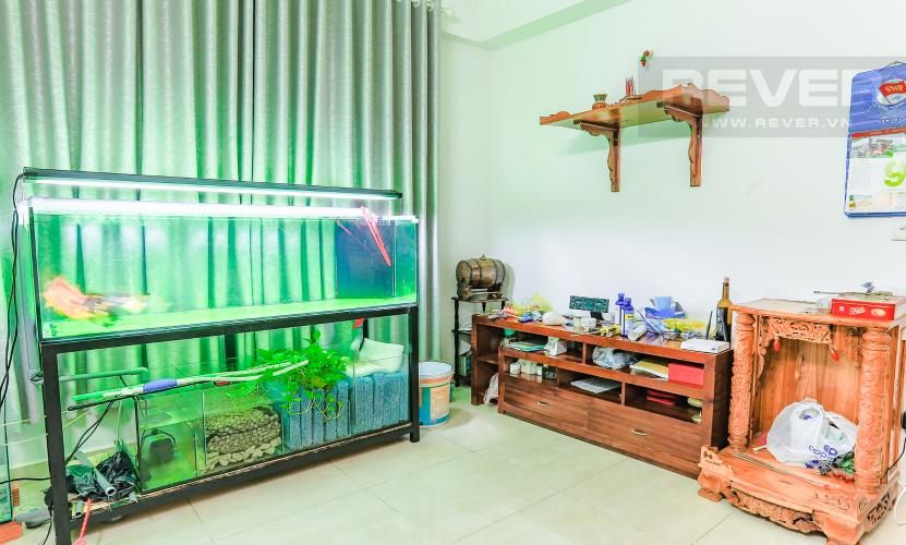 Phòng Khách Bán căn hộ The CBD Premium Home 3PN, có sổ hồng, tiện ích đầy đủ