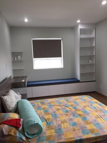 Phòng ngủ căn hộ Cityland Park Hills, Gò Vấp Căn hộ Cityland Park Hills nội thất đầy đủ, có ban công rộng.