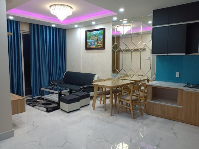 Cho thuê căn hộ Sunrise Riverside 2PN, tầng thấp, đầy đủ nội thất, ban công hướng Bắc