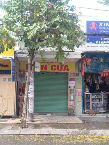 MNKD đường Lê Văn Lương, Quận 7 Mặt bằng kinh doanh Lê Văn Lương quận 7 - vị trí đẹp
