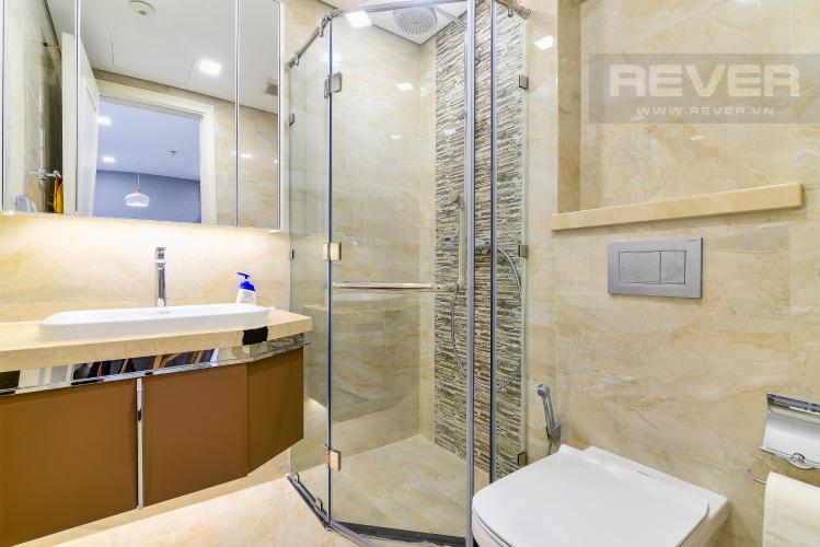 Phòng Tắm Cho thuê căn hộ Vinhomes Golden River 1PN, đầy đủ nội thất, ngay trung tâm Quận 1