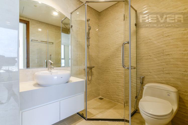 Phòng Tắm 2 Căn hộ Vinhomes Central Park 2 phòng ngủ tầng cao L6 view sông