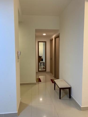 nôi thất căn hộ 2 phòng ngủ the sun avenue Căn hộ The Sun Avenue tầng cao, view mát mẻ.