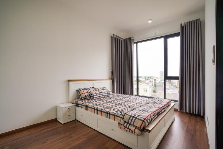 Căn hộ One Verandah tầng sân vườn nội thất hoàn thiện.