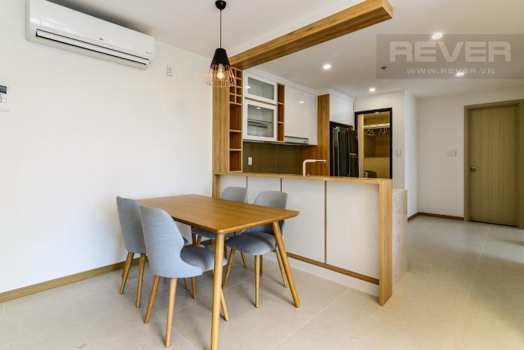 Phòng Ăn & Bếp Cho thuê căn hộ New City Thủ Thiêm tầng trung, 3PN đầy đủ nội thất, view hồ bơi