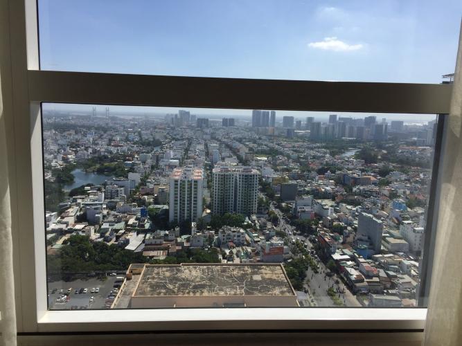 View căn hộ Sunrise City Căn hộ Sunrise City quận 7, tầng cao view đẹp thoáng mát