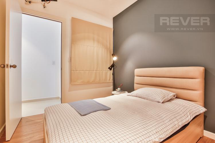 Phòng Ngủ 2 Căn hộ M-One Nam Sài Gòn 2 phòng ngủ tầng cao T2 full nội thất