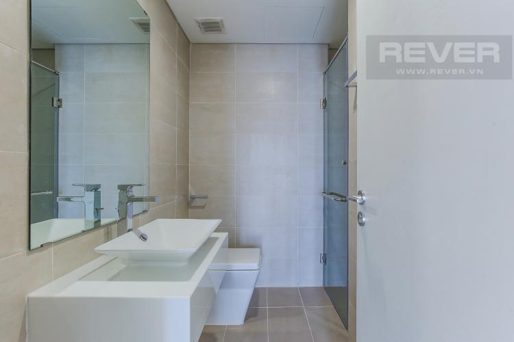 Phòng Tắm 1 Căn hộ Masteri Millennium tầng cao, tháp A, 2 phòng ngủ, view hồ bơi