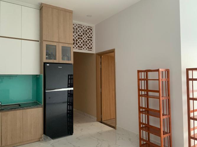 không gian căn hộ Lakeview 2 Căn hộ Thủ Thiêm Lakeview đầy đủ nội thất, view thành phố.