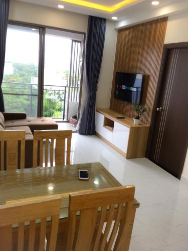 Căn hộ Saigon South Residence tầng thấp, view sông thoáng mát.