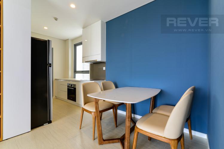 Phòng Ăn 1 Bán căn hộ Diamond Island - Đảo Kim Cương 3 phòng ngủ, đầy đủ nội thất, view sông mát mẻ