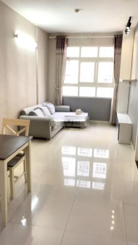 Căn hộ Sunview Town tầng trung, đầy đủ nội thất tiện nghi.