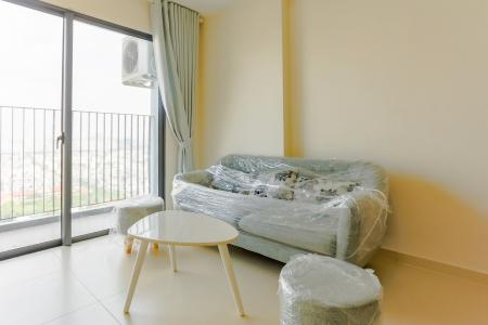 Căn hộ M-One Nam Sài Gòn 3 phòng ngủ tầng cao T2 view sông