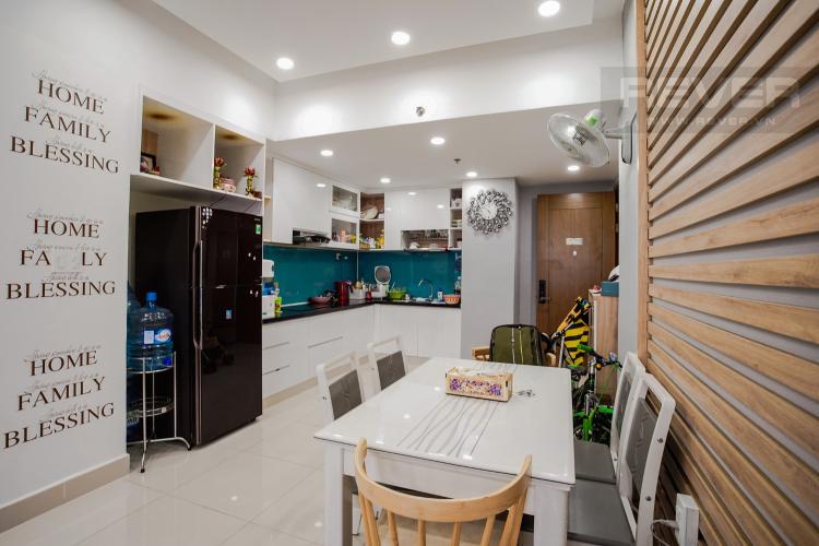 Phòng Ăn Bán căn hộ The Park Residence 2PN tầng trung, tháp Daisy, nội thất cơ bản