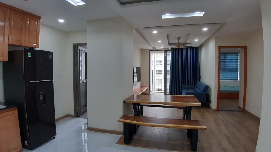 Không gian bên trong căn hộ Saigon South Residences Căn hộ Saigon South Residences tầng cao, đầy đủ nội thất