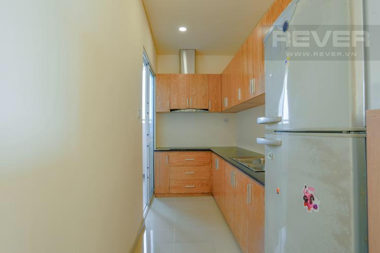 Bếp căn hộ DRAGON HILL 2 Bán hoặc cho thuê căn hộ 2 phòng ngủ Dragon Hill 2, diện tích 75m2, đầy đủ nội thất, hướng ban công Tây Nam