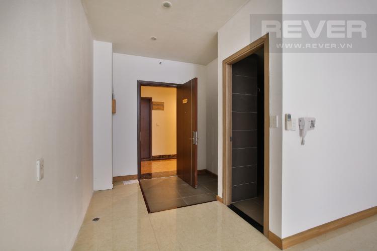 Phòng Khách Cho thuê căn hộ Lexington Residence 1PN, tầng thấp
