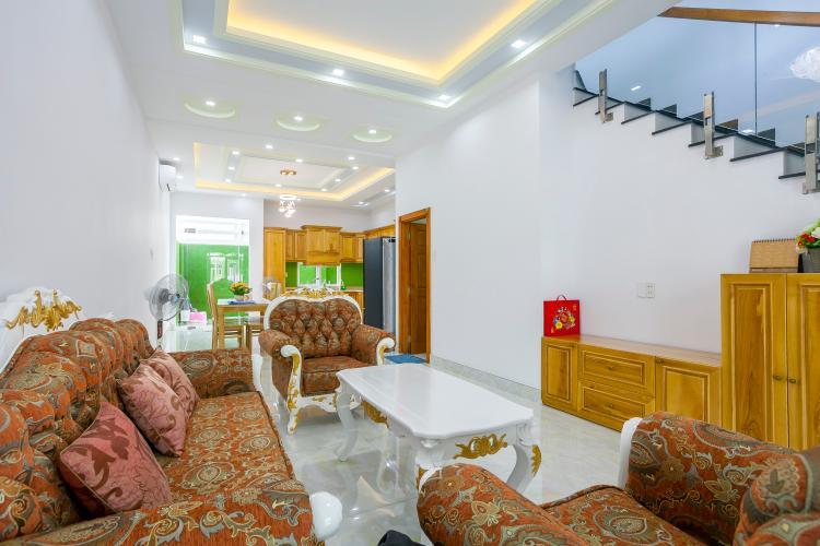 Phòng Khách Căn hộ 15 Mega Ruby,diện tích 100m2, 4 phòng ngủ, full nội thất