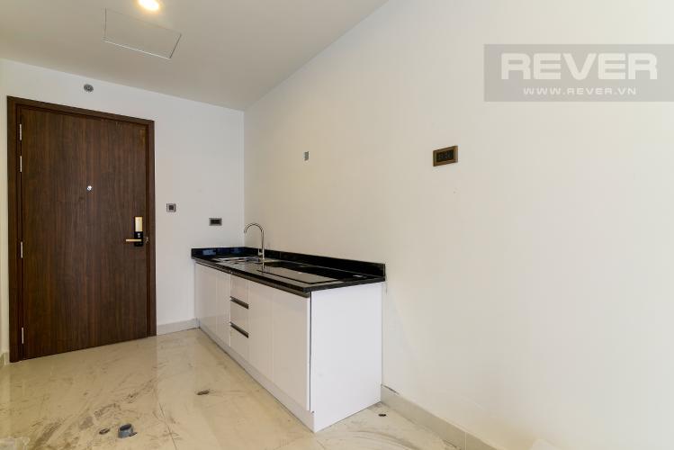 Nhà Bếp Bán hoặc cho thuê căn hộ Saigon Royal 1PN, tháp B, diện tích 35m2, không gian yên tĩnh