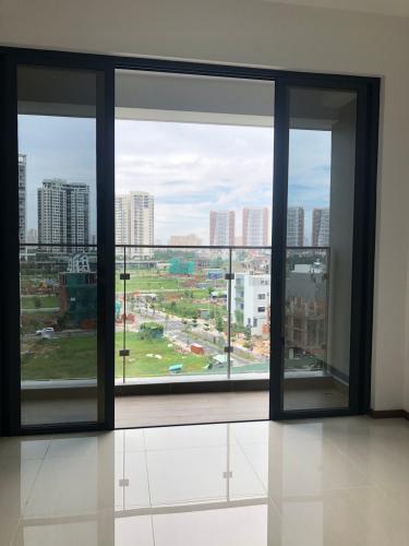 Phòng khách One Verandah Quận 2 Căn hộ One Verandah tầng trung, ban công hướng Đông Nam.