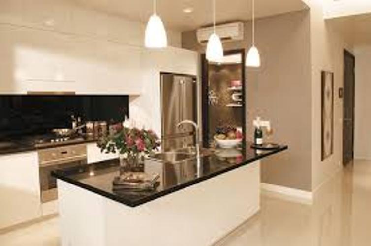 nhà mẫu phòng bếp  Bán căn hộ Lavida Plus tầng cao, ban công thoáng mát, tiện ích đầy đủ.