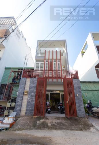 Mặt Tiền Cho thuê nhà phố An Phú, Quận 2 3PN đầy đủ nội thất