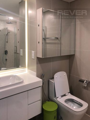 Phòng Tắm 1 Bán căn hộ Gateway Thảo Điền 4PN, tầng trung, đầy đủ nội thất, view Xa lộ Hà Nội và Landmark 81
