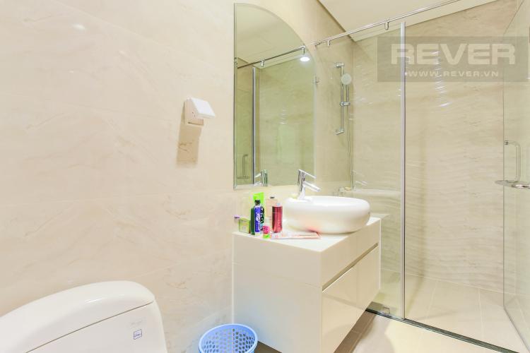 Phòng Tắm 1 Căn hộ Vinhomes Central Park 3 phòng ngủ tầng thấp Landmark 2 view nội khu