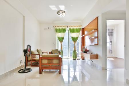 Căn hộ The Park Residence 3 phòng ngủ tầng thấp B3 nội thất đầy đủ