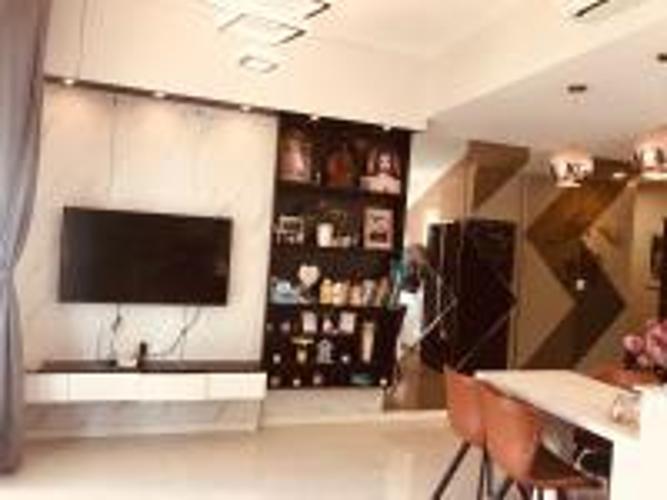 Bán căn hộ Masteri An Phú thuộc tầng cao, diện tích 73.9m2 - 2 phòng ngủ, nội thất đầy đủ.