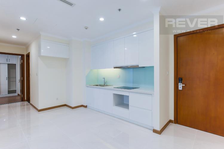 Phòng Bếp Officetel Vinhomes Central 2 phòng ngủ tầng trung L4 nhà trống