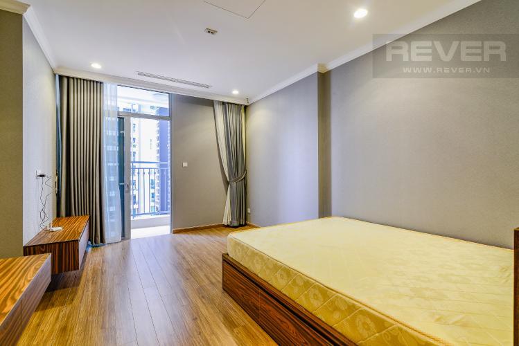 Phòng Ngủ 2 Căn hộ Vinhomes Central Park 4 phòng ngủ tầng thấp L1 view công viên