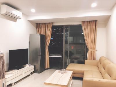 Bán căn hộ Masteri Millennium 2PN, block A, diện tích 60m2, đầy đủ nội thất, view Bitexco